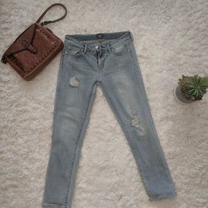 Gap Denim Ripped Jeans
